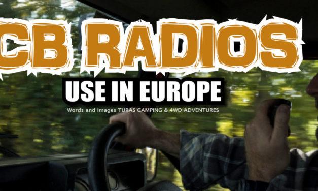 CB Radios In Europe