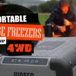 Portable fridge Freezers
