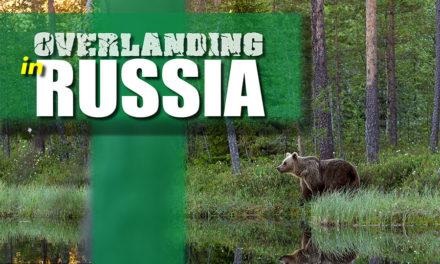 Overlanding in Russia