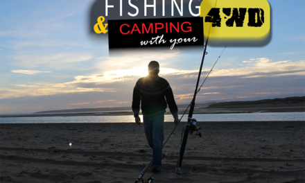 Fishing and Camping with your 4WD
