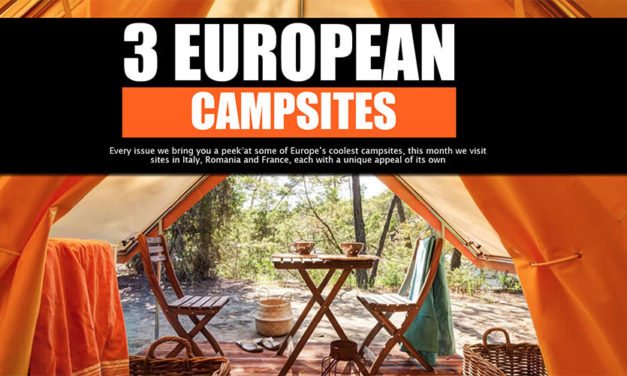 'Hidden Gem' Campsites of Europe