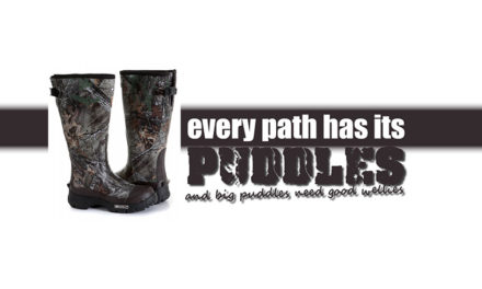 Every path has its puddles and big puddles need good wellies.. The Keldun Huntsman Rubber boot.