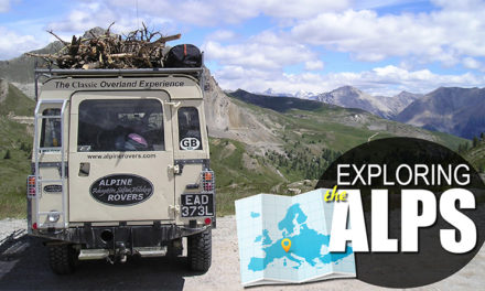 Exploring the Alps with Alpine Rovers