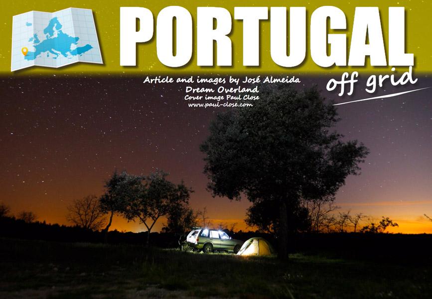 Portugal -Off Grid – Driving dirt tracks.