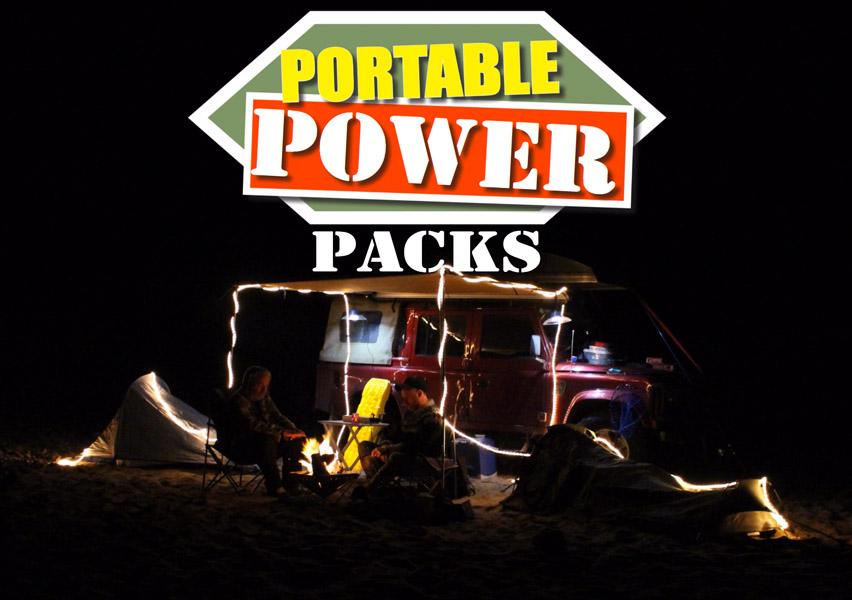 Portable Powerpacks