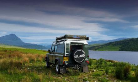 Skócia Overland