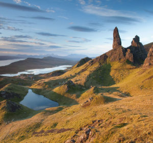 Die Nadel - Schottland