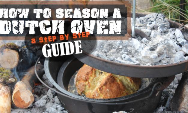 Een stap-voor-stap handleiding voor het kruiden van een Nederlandse oven