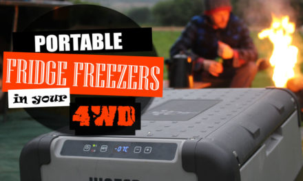 Portable fridge Freezers