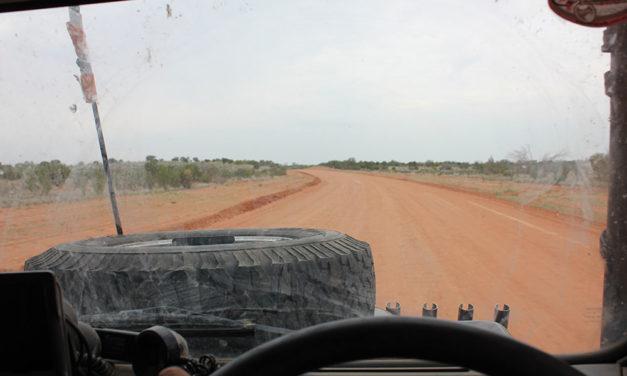 Touring Аўстраліі