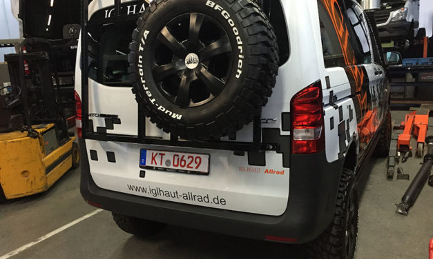 Iglhaut Allrad 4WDのコンバージョン数