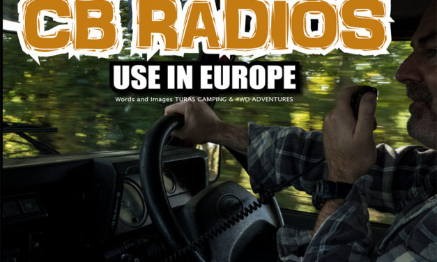 Using CB Radio in Europe