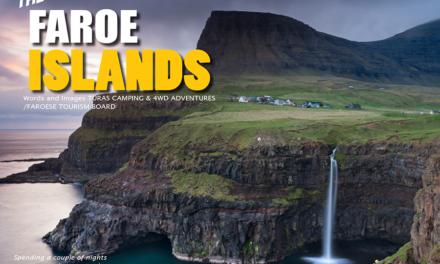 Fedezze fel a Feröer-szigeteket