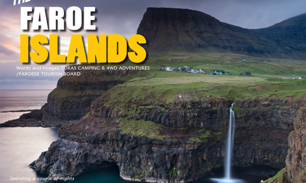 Explore the Faroe Islands