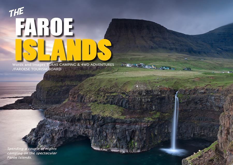 Verken de Faeröer