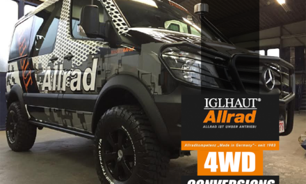 Iglhaut Allrad 4WD-muunnokset