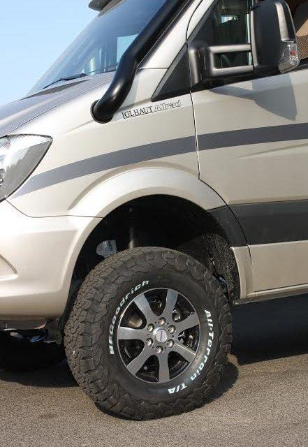 Iglhaut Allrad 4WD Dönüşümleri