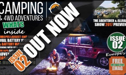 Issue Two – Spring 2017 TURAS CAMPING AND 4WD ADVENTURES MAGAZINE