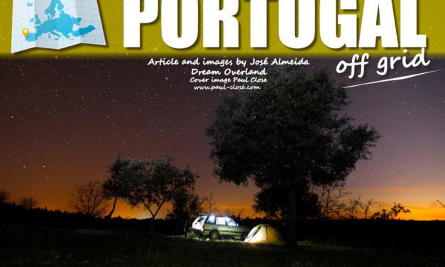 Portugal -Off Grid – Driving dirt tracks.