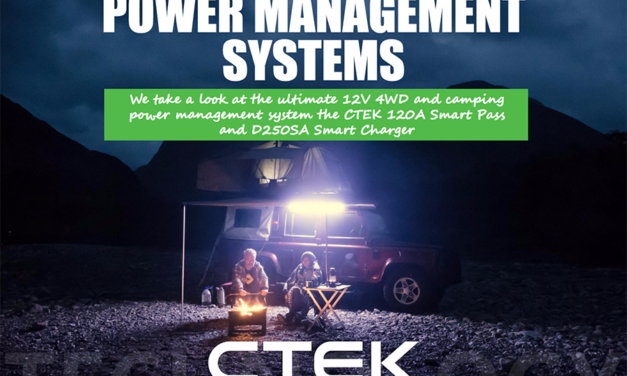 On board power management systems