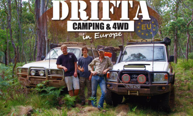 DRIFTA Camping and 4WD in Europe