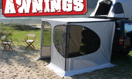 Vehicle Awnings for Camping – Protection from Sun and Rain
