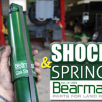 Shocks and Springs from Bearmach