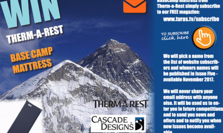 Subscribe and Win a Therm-a-Rest Basecamp Mattress