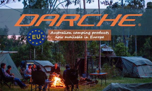 DARCHE  - Ang mga produktong kamping ng Australia ay magagamit na ngayon sa Europa