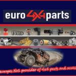 Euro4x4Parts 4 × 4 Tarvikkeet