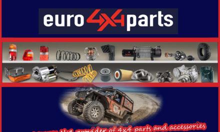 Euro4x4Parts 4 × 4 Aksesuarları