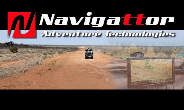 Navigattor Adventure Technologies  - オフロードGPSナビゲーションシステム