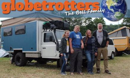 Globetrotters - Die Bell Familie a2a Expedition