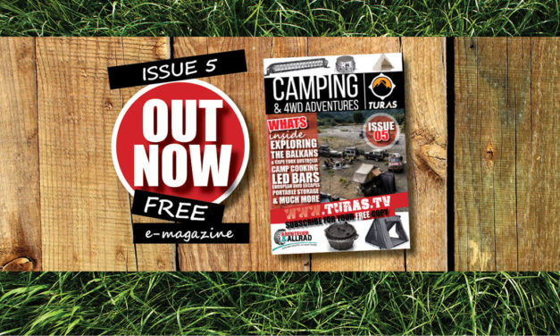 Issue Five – Winter 2017 – TURAS CAMPING AND 4WD ADVENTURES MAGAZINE