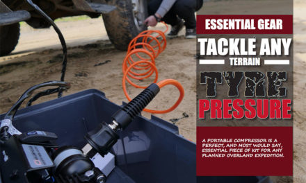 Tackle any Terrain with Tyre Pressure (Part 1)