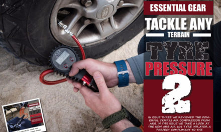 Tackle any Terrain with Tyre Pressure (Part 2) ARB AIR 601 TYRE INFLATOR