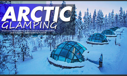 Arctic Glamping  in Finland