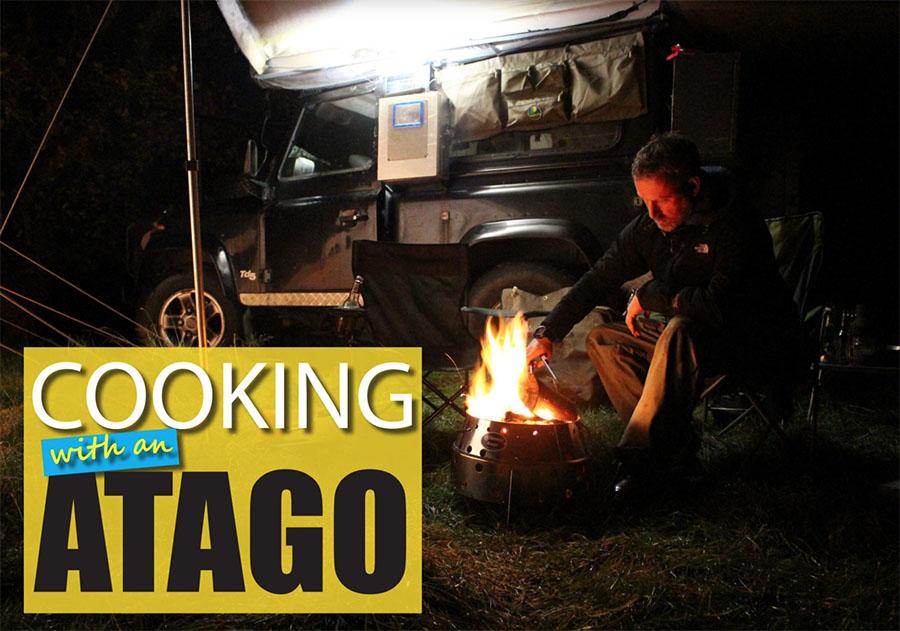 Koken met een Petromax Atago