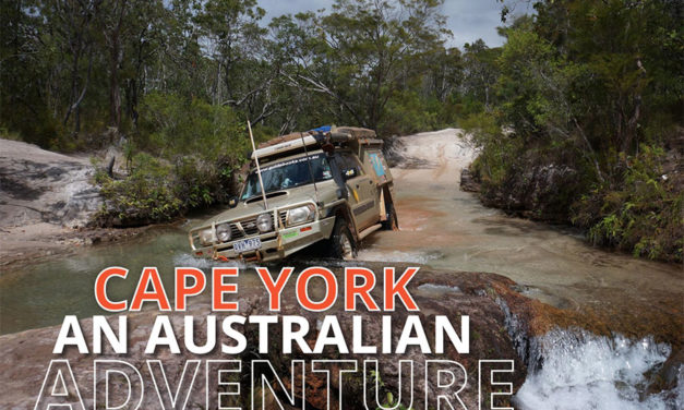 Cape York – An Australian Adventure.