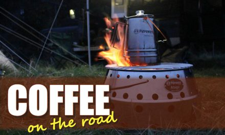Coffee on the road – coffee while camping