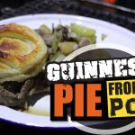 Guinness Pie From a Pot-Camp Cooking Recipe
