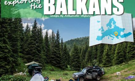 Exploring the Balkans