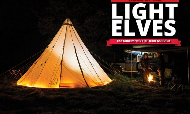 Home of the Light Elves - De Alfheim 19.6 Tipi uit NORDISK