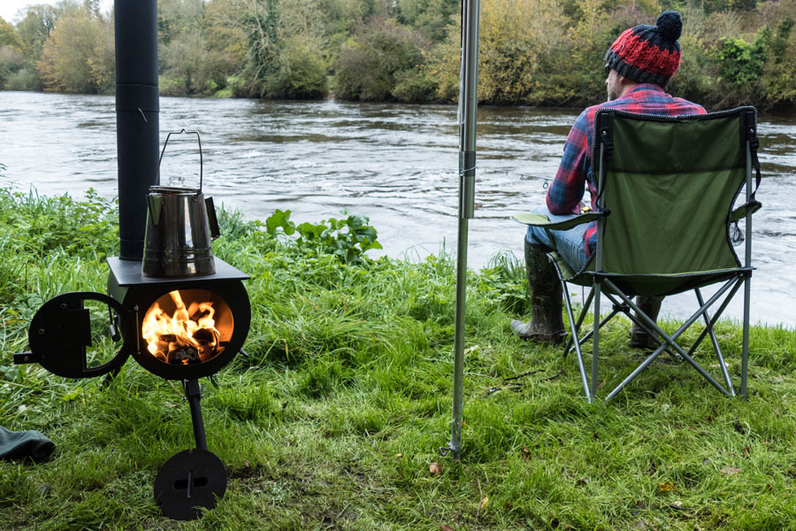 Next Generation Portable Wood Burning Stoves for Camping - www.turas.tv