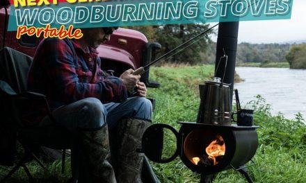 Next Generation draagbare houtkachels voor kamperen