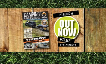 ISSUE SIX – SPRING 2018 – TURAS CAMPING AND 4WD ADVENTURES MAGAZINE