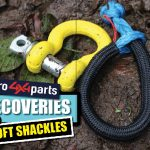 Recoveries dengan Soft Shackles.