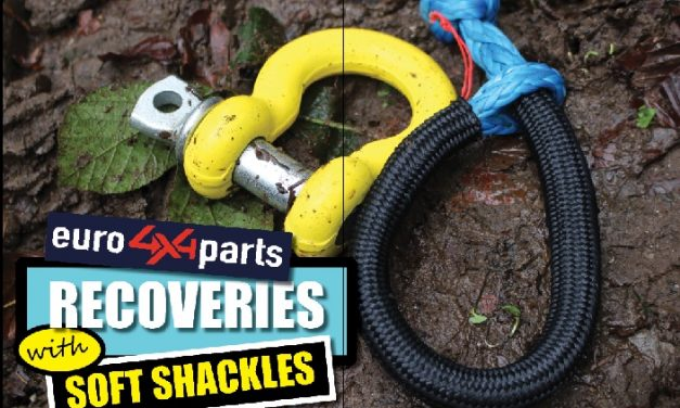 Recoveries with Soft Shackles.