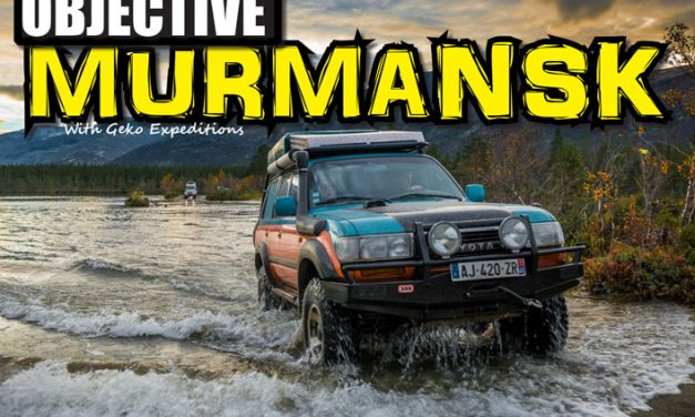 Russia – Objective Murmansk 4WD Touring in the Russian Kola Peninsula