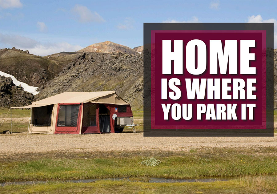 Home is where you park it – Camper Trailers